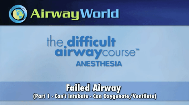 AirwayWorld Training Video Example – GoodSide Studio