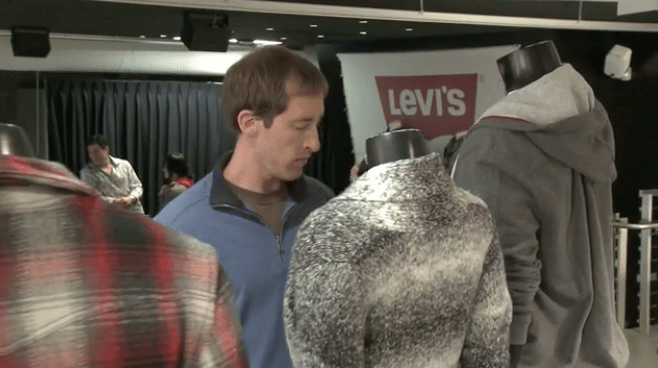Levis Video Produced by Seattle Based Video Production Company GoodSide Studio