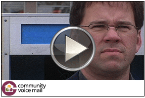 Community Voice Mail Video Still – GoodSide Studio