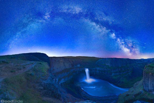 Palouse Falls Milky Way – GoodSide Studio