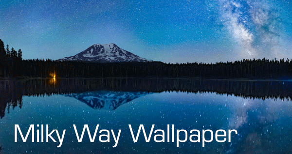 Free milky way wallpaper for your phone tablet computer and by matt krzycki voltagebd Images
